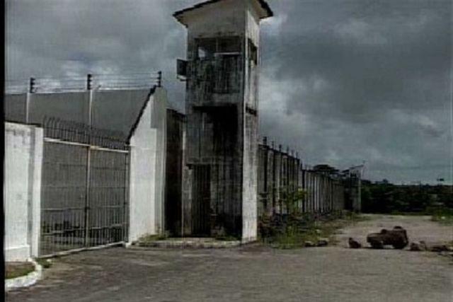 presidio silvio porto - Fugitivo de presídio de João Pessoa é recapturado em Cabedelo
