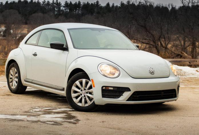 2018 volkswagen beetle review: you won't be missed