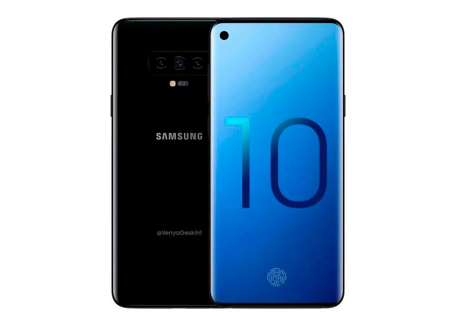Image result for samsung galaxy s10 leaked images