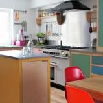 9 Ways To Make Islands And Breakfast Bars Work In Small Kitchens