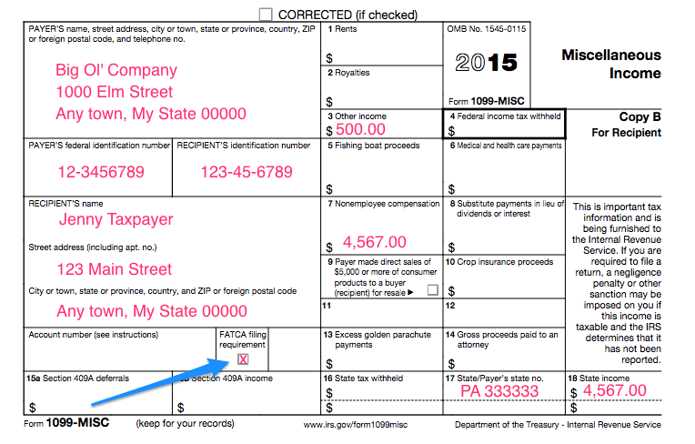 Five Ways On How To Prepare For 8 Tax Form Example