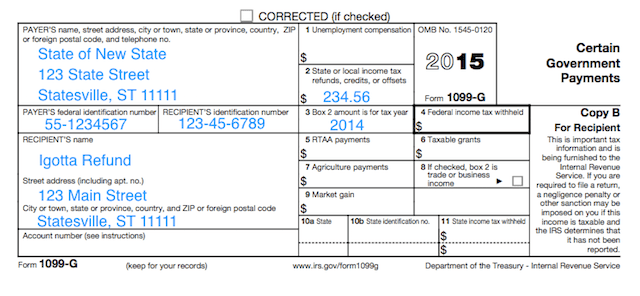 Tax Rate Worksheet