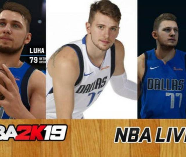 Nba 2k19 Vs Nba Live 19 Render Wars Part 1 Which Player Models Look The Best