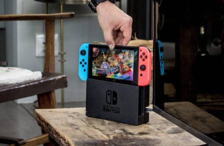 april 2018 switch sales 9 5 out of top 10 are nintendo franchises