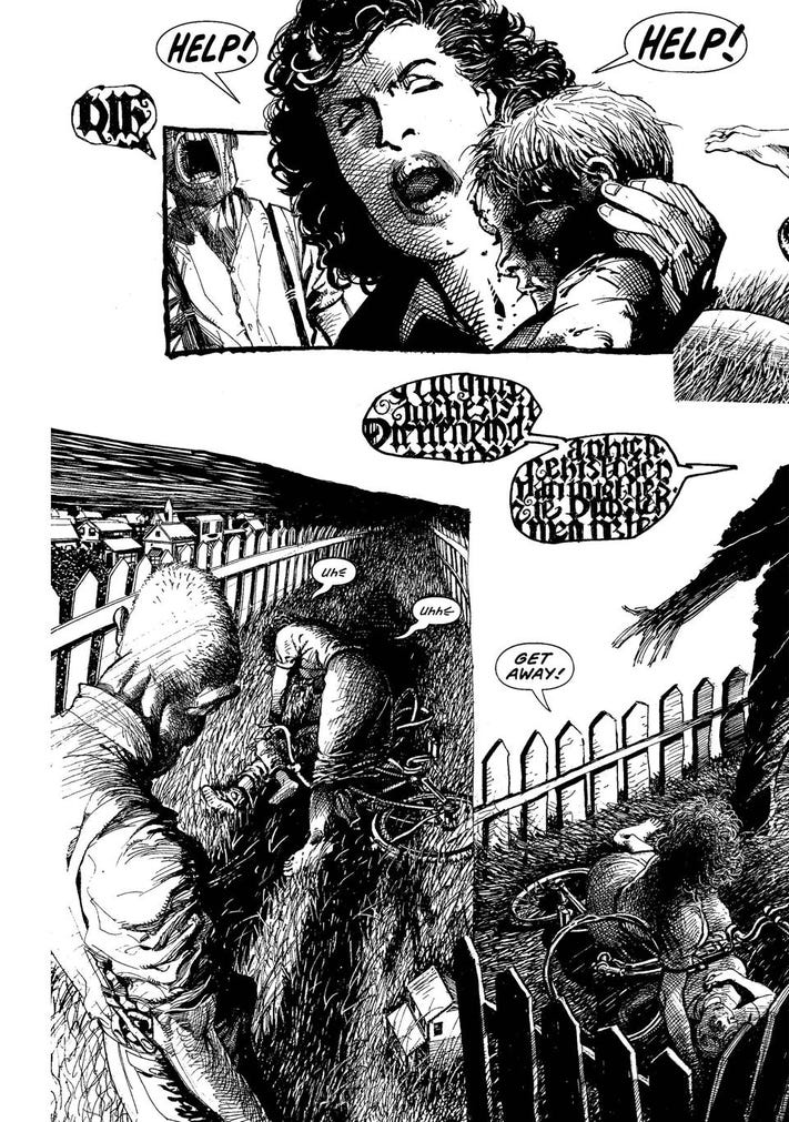 Three Decades In The Making, Barry Windsor-Smith's 'Monsters' Finally Makes  Its Debut