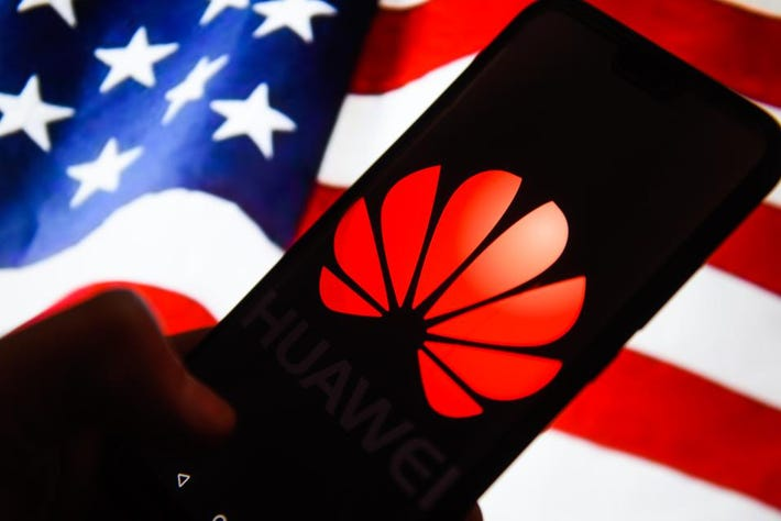 Trump Signs Executive Order That Will Lead To U S Ban On Huawei Updated