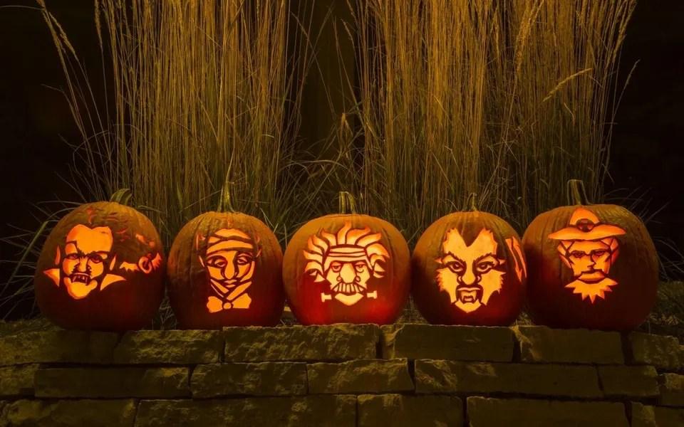 Carve A Scientist Into Your Halloween Pumpkin