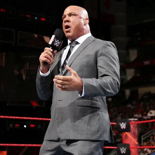 Kurt Angle WWE Extreme Rules