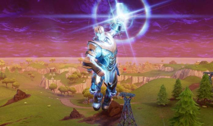 Image result for fortnite infinity gauntlet
