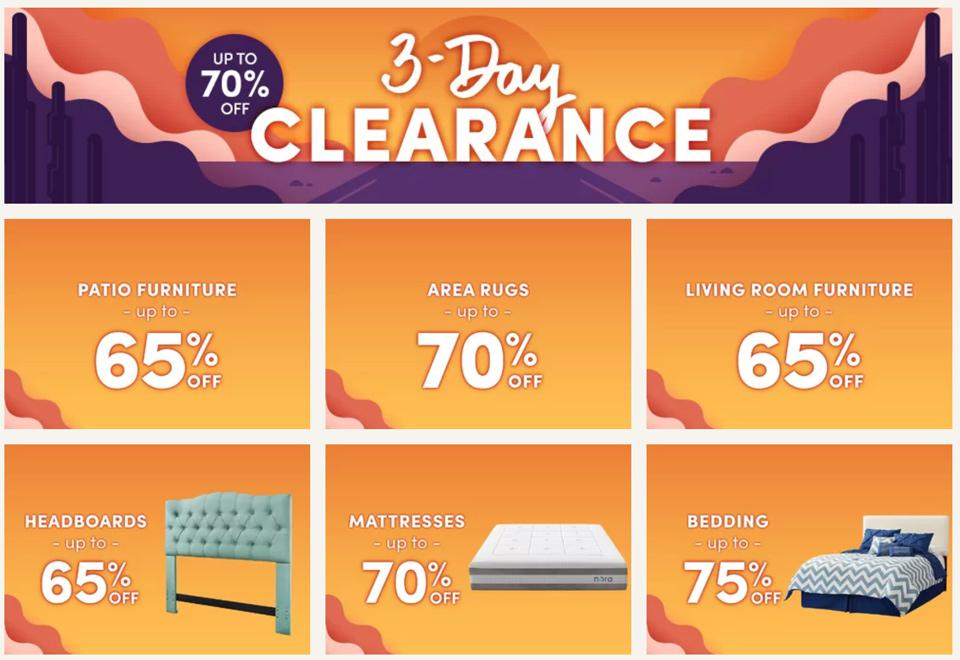 must have furniture items from wayfair