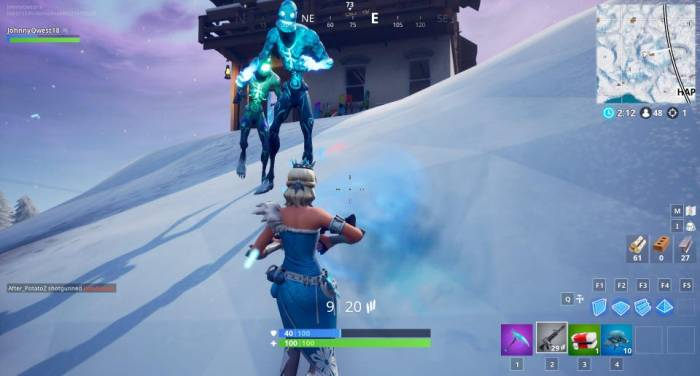 Fortnite' Ice Storm Challenge: Where To Destroy Ice Fiends
