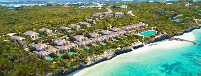 Rock House Turks and Caicos GRACE BAY RESORTS