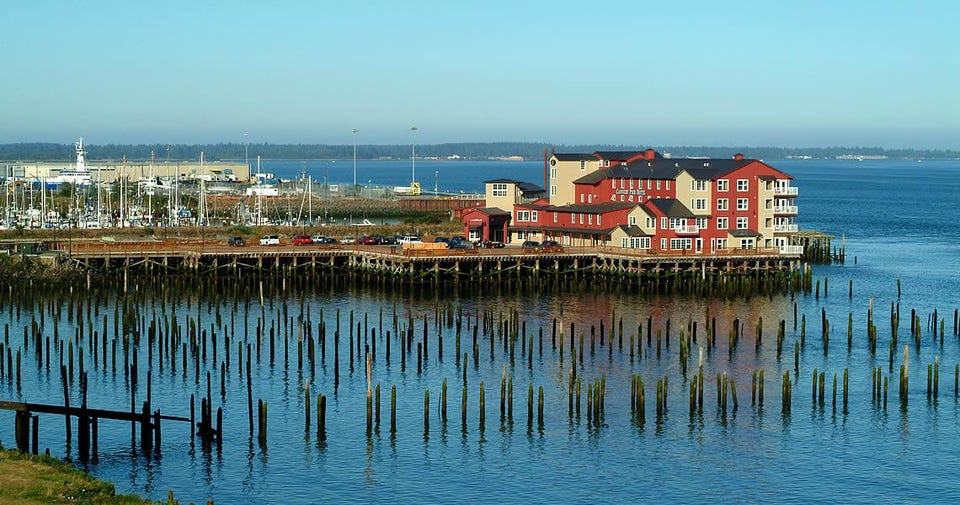 Cannery Pier, Oregon