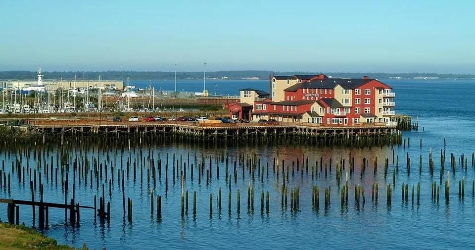 Cannery Pier, Oregon