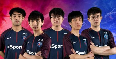 Soccer Club PSG Partners With LGD Gaming To Sign Top Chinese 'Dota 2' Team