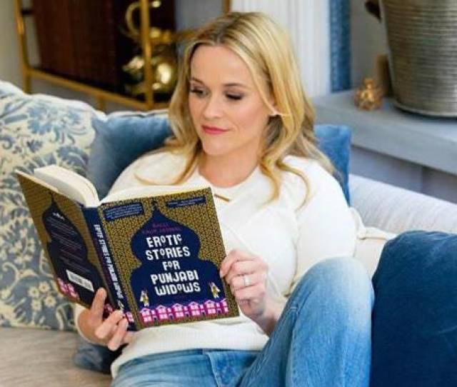 Reese Witherspoon Hello Sunshine Book Club Erotic Stories For Punjabi Widows Balli Kaur Jaswal