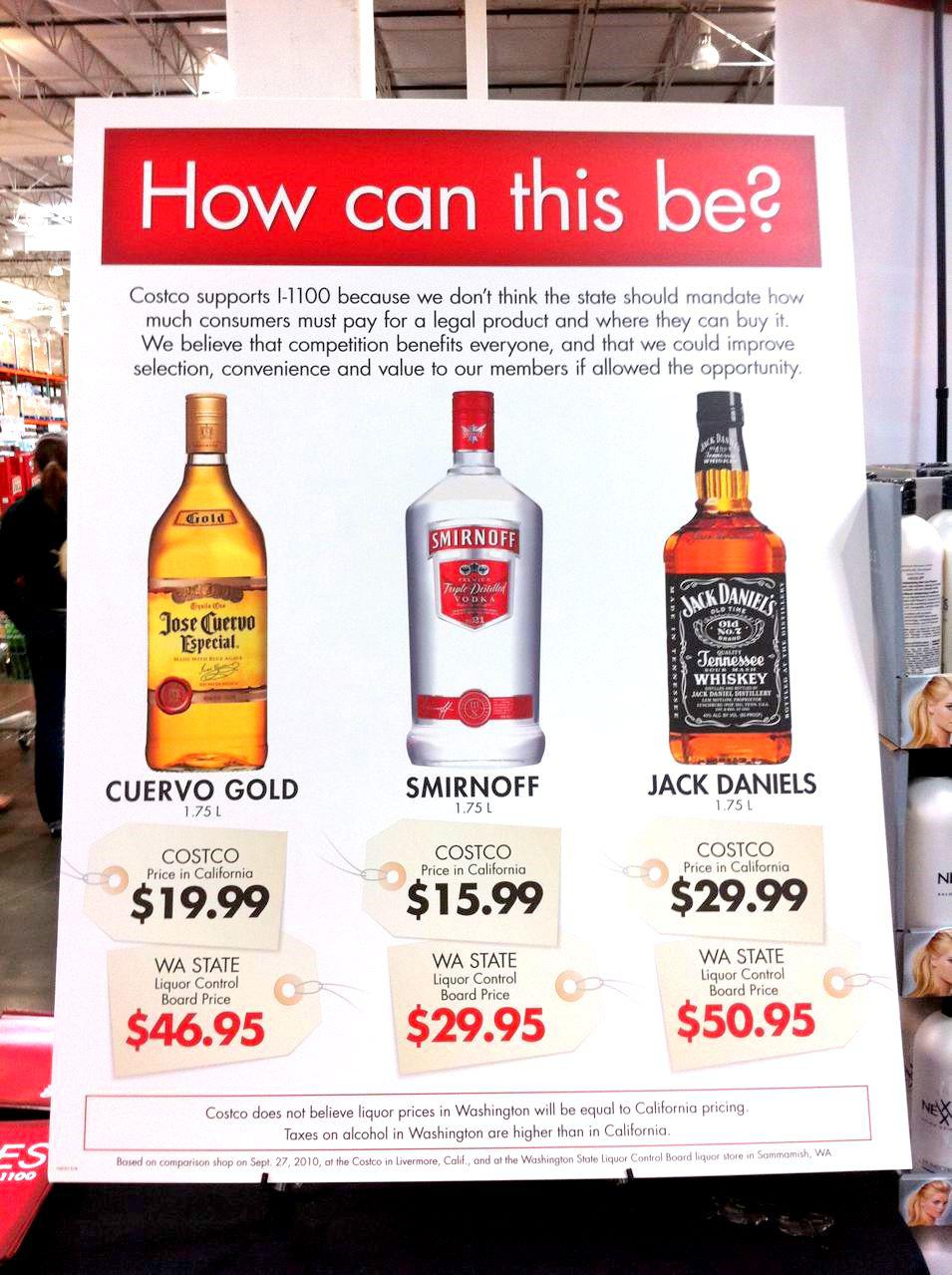deals may be in the liquor aisle