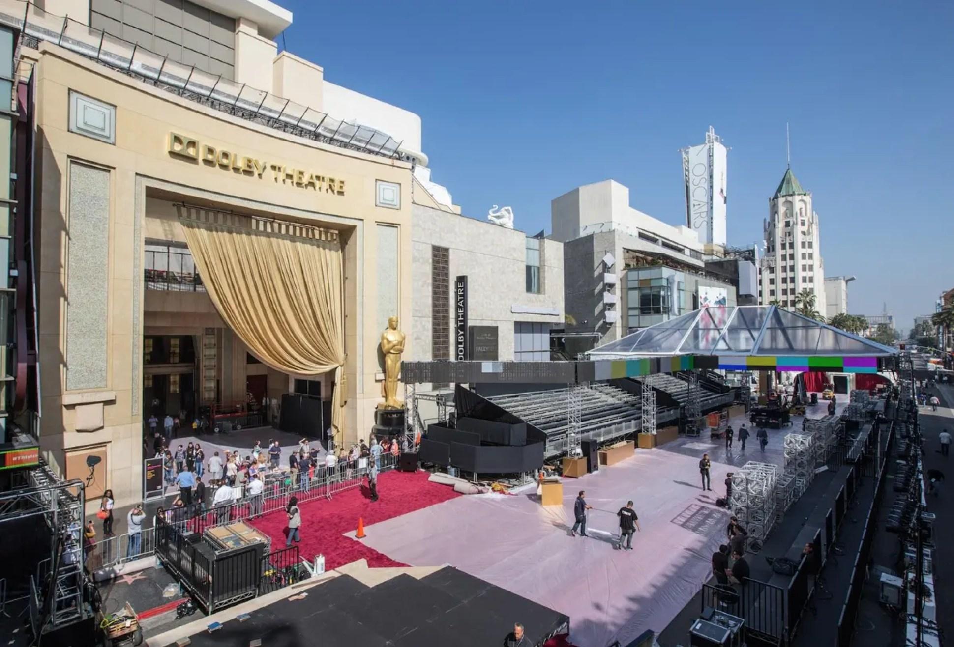 معاينة الأوسكار: ما وراء الكواليس في مسرح دولبي