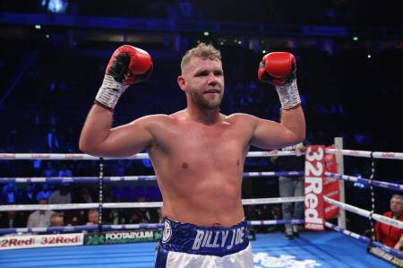 Billy Joe Saunders Is The Dark Horse Of The Middleweights: How Long Will  Canelo And GGG Avoid Him?