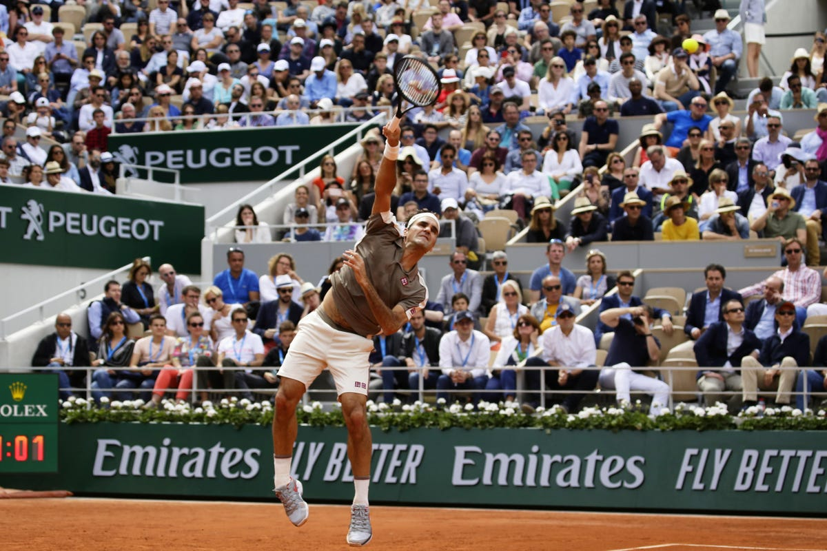 french open 2019 by the numbers