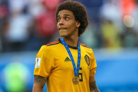Axel Witsel Joins Borussia Dortmund After Successful China Stint