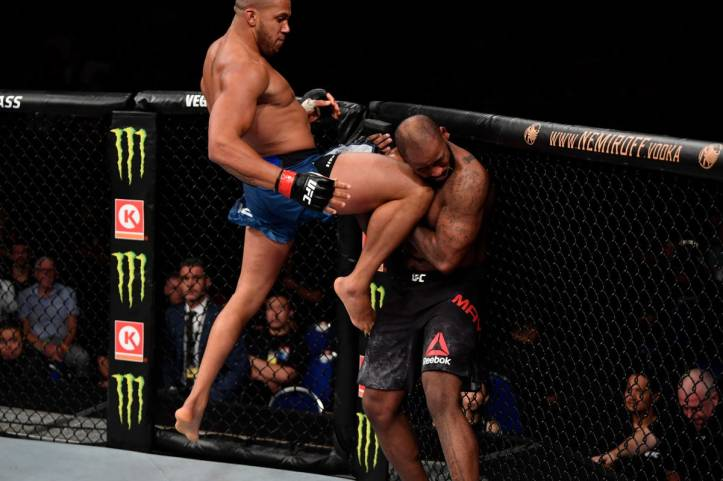 UFC Fight Night 165 Preview And Picks: Don't Miss Ciryl Gane