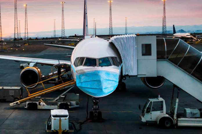Flying During Coronavirus This Airline Will Pay For Your Funeral If You Catch Covid 19