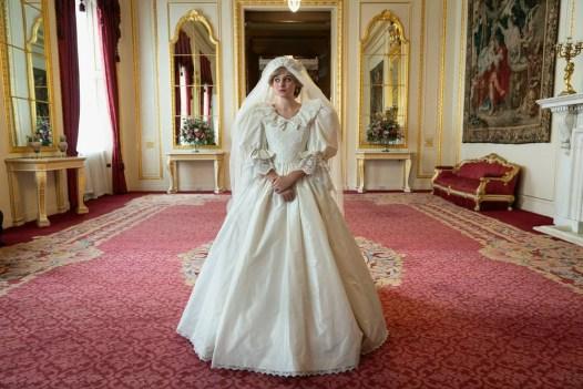 Princess Diana, The Crown