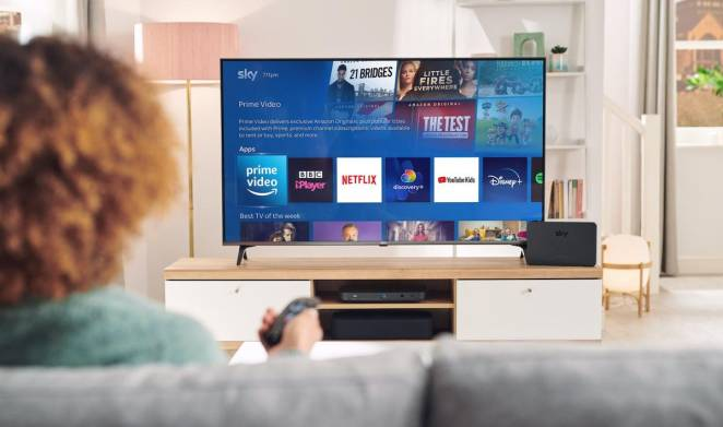 Sky Q And Now TV Get Amazon Prime Video Support