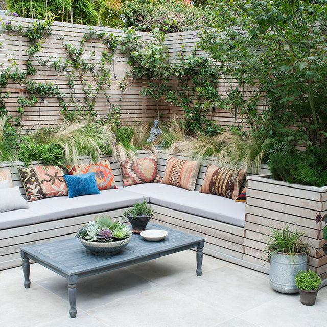 10 Outdoor Seating Ideas To Sit Back And Relax On This Summer on Garden Entertainment Area Ideas id=41950