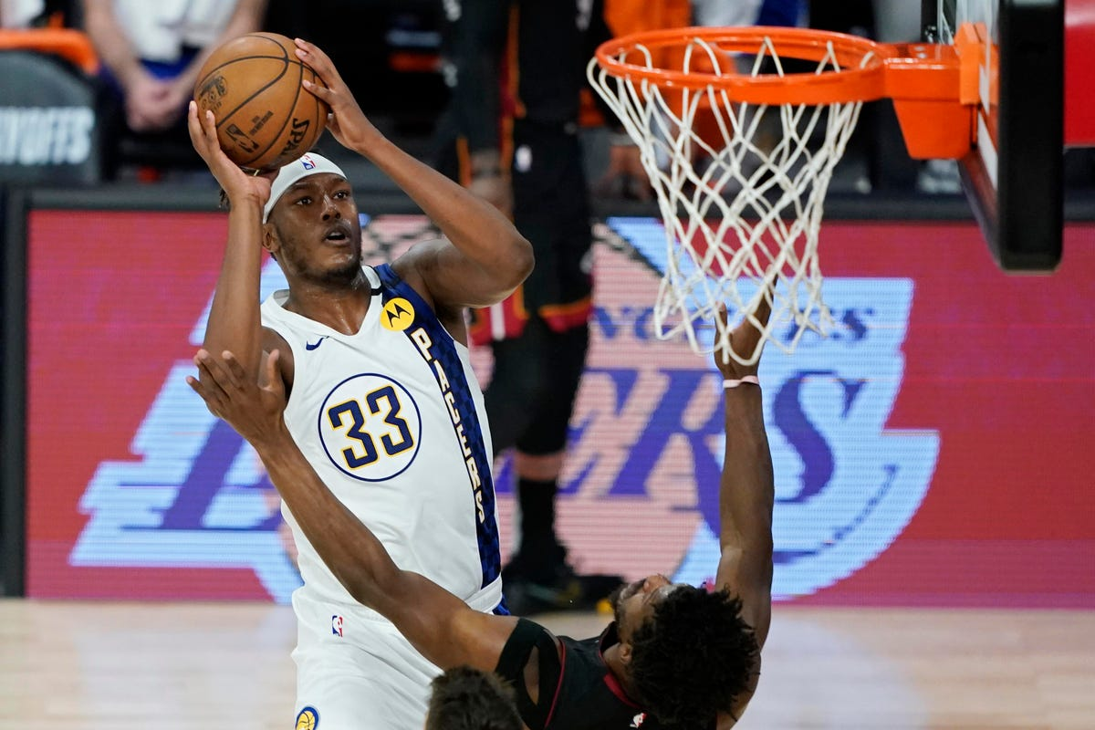 Indiana Pacers May Need To Trade Myles Turner Or Victor Oladipo To Improve Roster | QNewsHub