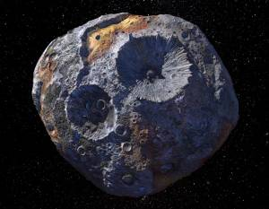 """NASA peaks with $ 967 million mission on strange asteroid """"Psyche"""" worth 75,000 times more than our global economy"""
