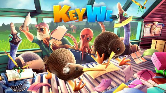 Award-winning co-op 'KeyWe' is coming to the X series, PS5, switches this summer