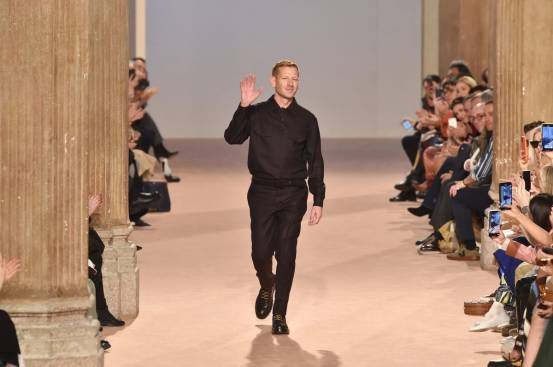 Paul Andrew is leaving Italian brand Salvatore Ferragamo after two years as creative director