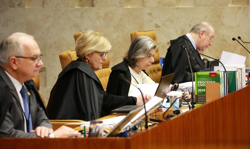 O STF já formou maioria para enquadrar homofobia e transfobia no crime racismo. (Foto: Fátima Meia/Futura Press/Estadão Conteúdo)