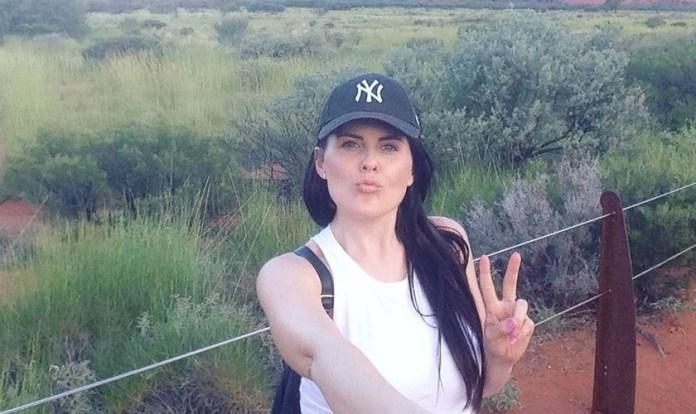 Chelsea Taylor, líder de louvor da Hillsong. (Foto: Reprodução/Instragram)