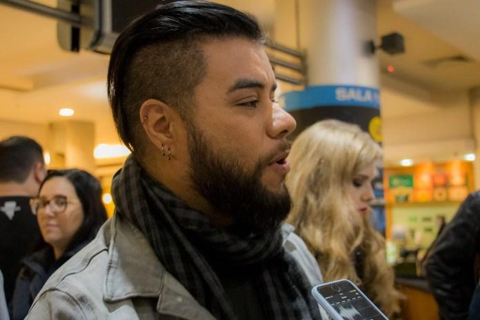 Mauro Henrique, vocalista da banda Oficina G3. (Foto: Guiame/Marcos Paulo Corrêa)