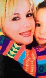 Dana Săvuică și fata ei, Julie