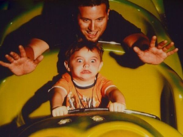 People From Roller Coasters ThumbPress 54 Winners and Losers from Roller Coasters (62 Pics)