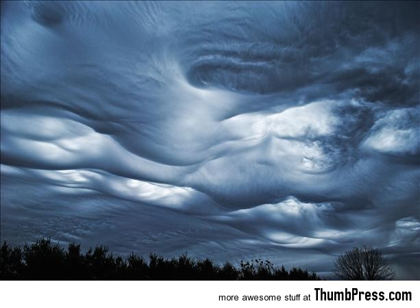 Amazing cloud formations 4 Amazing Nimbus: 25 Breathtaking Photographs of Beautiful Cloud Formation