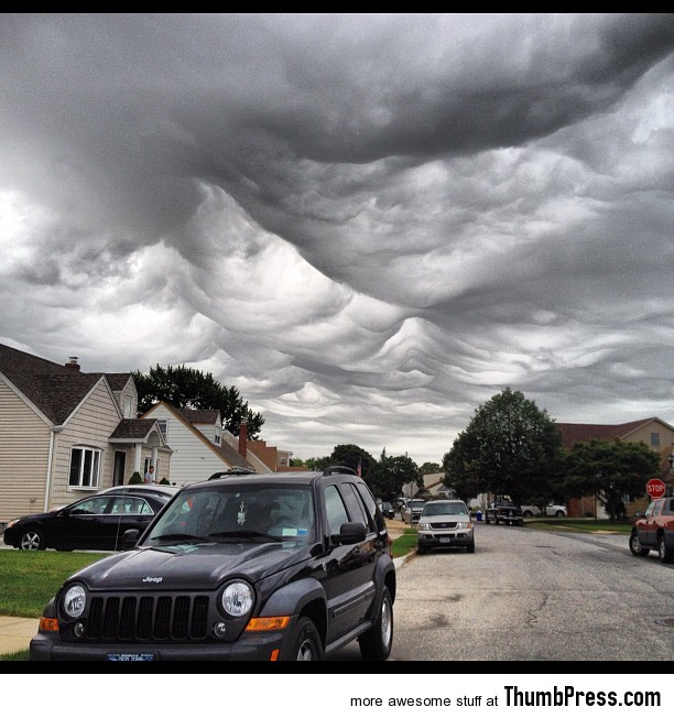 Amazing cloud formations 9 Amazing Nimbus: 25 Breathtaking Photographs of Beautiful Cloud Formation