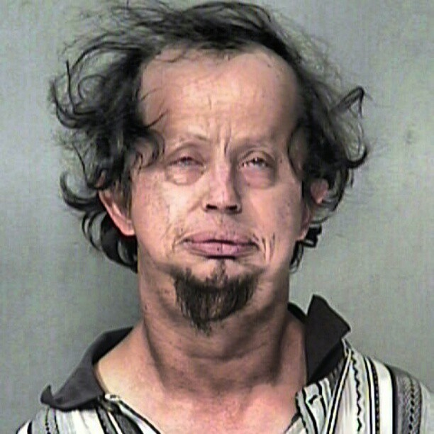 Some Of The Creepiest Mugshots Ever Taken 15 Pics