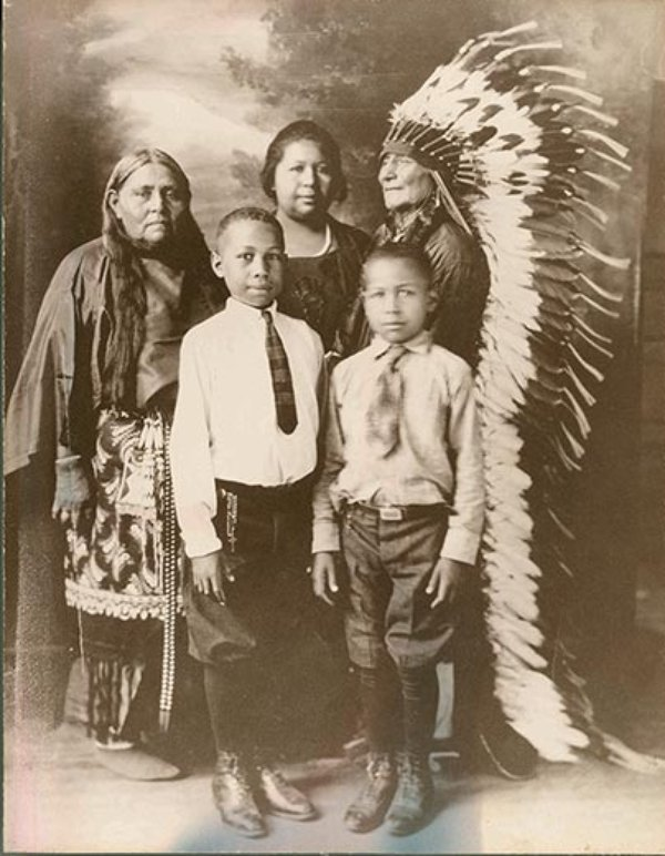 An Ancestry of African-Native Americans | History ...
