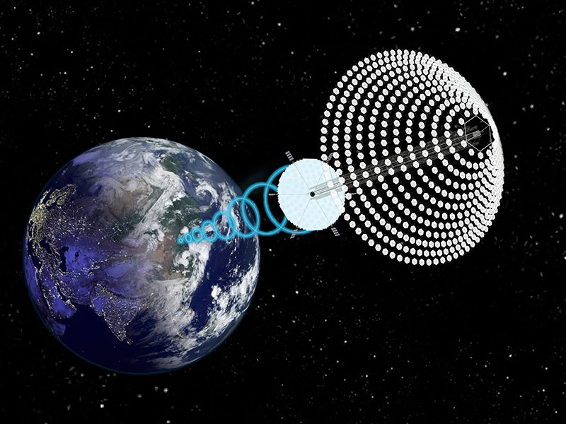 What's Next For Solar Energy? How About Space
