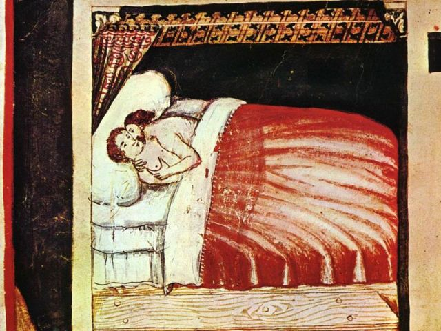 How Medieval People Decided Whether Sex Was Acceptable or Not | Smart News | Smithsonian Magazine