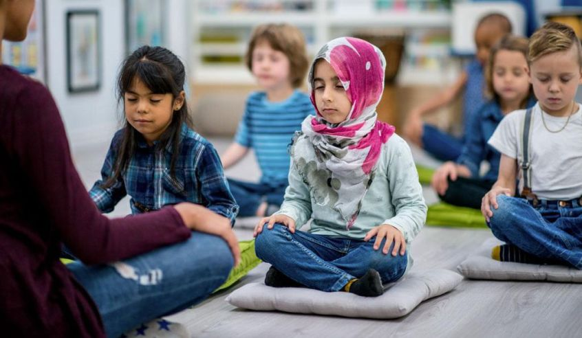 """""""Children are not color blind, and silence keeps children from understanding and learning so we must have these conversations throughout childhood,"""" says Anna Hindley, the museum's director of early childhood education."""