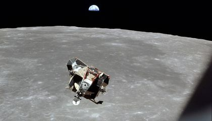 Apollo 11 Astronaut Michael Collins on the Past and Future of Space Exploration