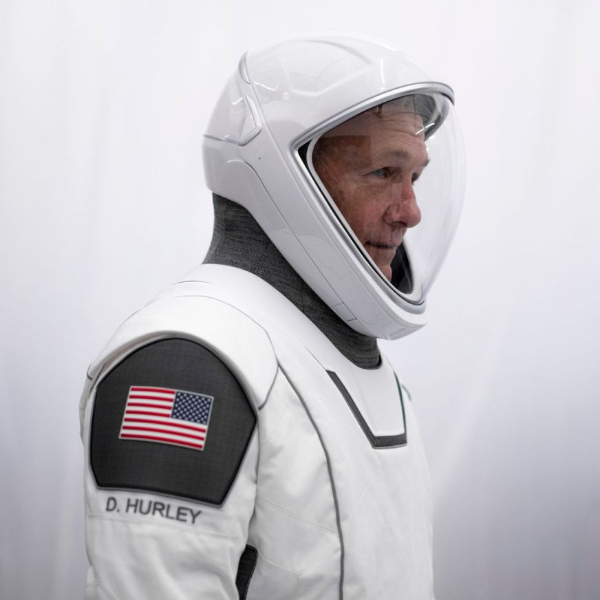 SpaceX Dragon Launch and Entry Suits | Smithsonian Voices ...