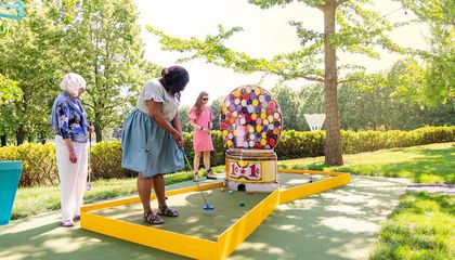 This Summer, Play Nine Holes at This 'Art Course' in Kansas City