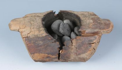 The First Evidence of Smoking Pot Was Found in a 2,500-Year-Old Pot